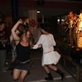 Dancing to the old Slavic rythm