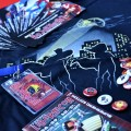 Various goodies available at Liburnicon 2014: T-shirts, bookmarks, badges, program book and accreditation.
