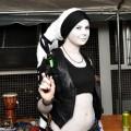 Twi'lek cosplay at Liburnicon 2014.