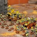 Warhammer battlefield