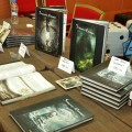 Shadows of Esteren books at Liburnicon 2014.