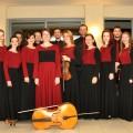 Schola Cantorum choir at Liburnicon 2014.