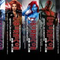 Superhero bookmarks Marvel
